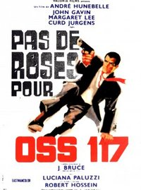 OSS 117 - Double Agent (Niente rose per OSS 117 / Murder for Sale)