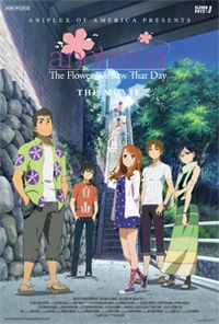 Anohana The Movie: The Flower We Saw That Day