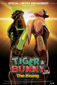 Tiger & Bunny The Movie: The Rising