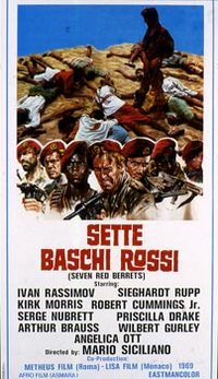 The Seven Red Berets (Sette baschi rossi)