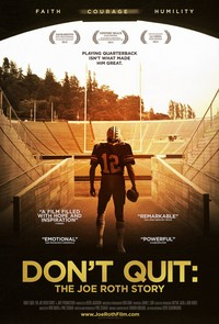 Don't Quit: The Joe Roth Story