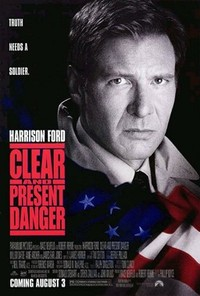 Clear and Present Danger (Blu-ray)