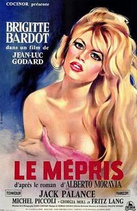 Contempt (Le mepris)