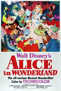 Alice in Wonderland (60th Anniversary Blu-ray)