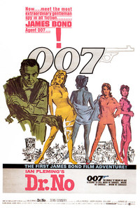 Dr. No (Ultimate Edition Blu-ray)