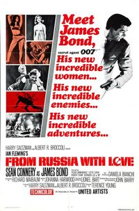 From Russia With Love (Ultimate Edition Blu-ray)