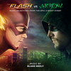 The Flash vs. Arrow