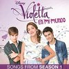 Violetta - Songs from Season 1