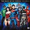 The Music of DC Comics: Vol. 2 - Vinyl Edition