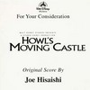 Howl's Moving Castle - For Your Consideration>