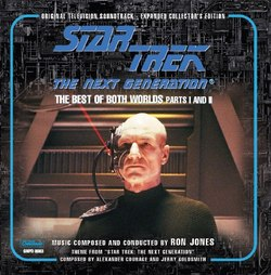 Star Trek: The Next Generation - The Best of Both Worlds, Parts I and II - Expanded Edition