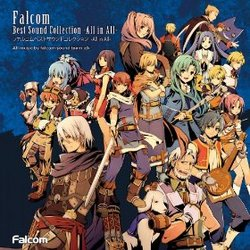 Falcom: Best Sound Collection