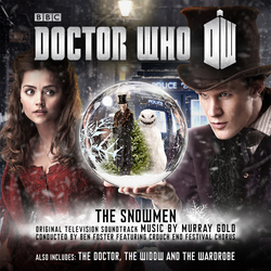 Doctor Who: The Doctor, The Widow and The Wardrobe / The Snowmen
