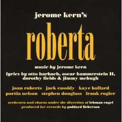 Roberta - 1952 Studio Cast Album