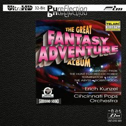 The Great Fantasy Adventure Album - Ultra HD Mastering