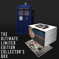 Doctor Who: The Tardis Edition