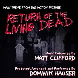 The Return of the Living Dead: Theme (Single)