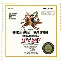Let It Ride: Original Broadway Cast