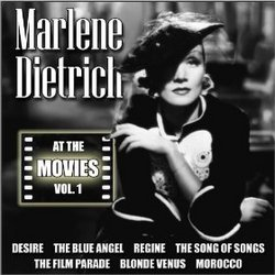 Marlene Dietrich: At the Movies, Vol. 1