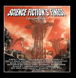 Science Fiction's Finest: Volume Two
