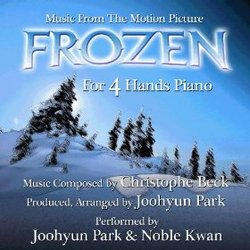 Frozen: For 4 Hands Piano