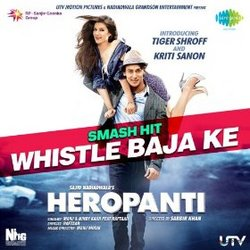 Heropanti: Whistle Baja Ke (Single)