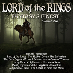 Lord of the Rings: Fantasy's Finest - Vol. 1