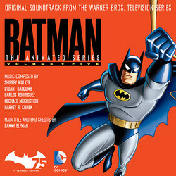 Batman: The Animated Series - Vol. 5