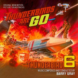 Thunderbirds Are GO / Thunderbird 6
