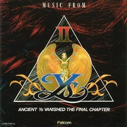 Music from Ys II: Ancient Ys Vanished - The Final Chapter