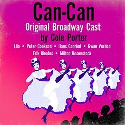 Can-Can - Original Broadway Cast