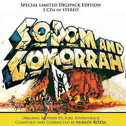 Sodom and Gomorrah - Digipack Edition