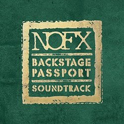 NOFX Backstage Passport