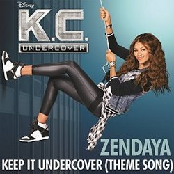 K.C. Undercover: Keep It Undercover (Single)