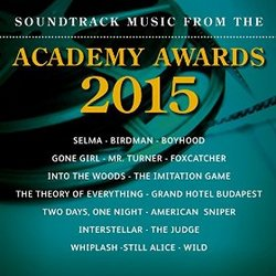 Soundtrack Music from The Academy Awards: 2015