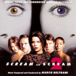 Scream and Scream 2 - Original Score