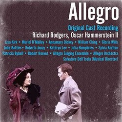 Allegro - Original Cast Recording