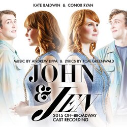 John & Jen - 2015 Off-Broadway Cast