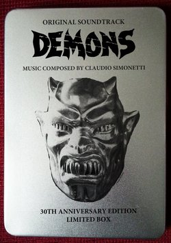 Demons - 30th Anniversary Edition Limited Box