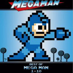 The Best of Mega Man 1-10