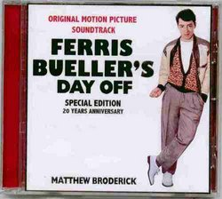Ferris Bueller's Day Off: Special Edition - 20 Years Anniversary