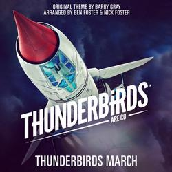 Thunderbirds Are Go: Thunderbirds March (Single)