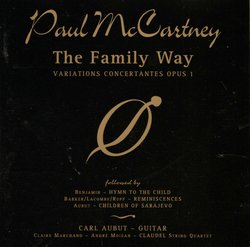 The Family Way: Variations Concertantes Opus 1