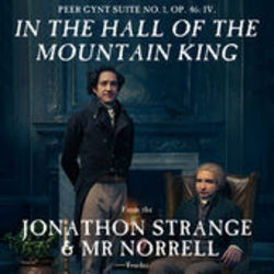 Jonathan Strange & Mr. Norrell: In the Hall of the Mountain King (Single)