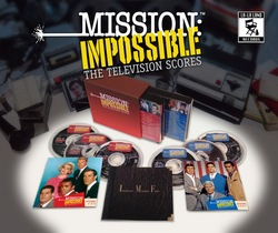Mission Impossible: The Television Scores