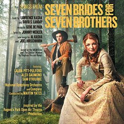 Seven Brides for Seven Brothers - 2015 London Cast