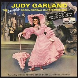 Judy Garland: The Complete Decca Original Cast Recordings