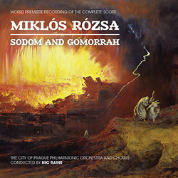 Sodom and Gomorrah - Complete Score