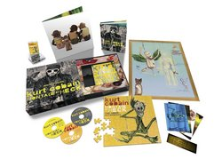 Kurt Cobain: Montage of Heck - Super Deluxe Box Set