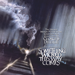 Something Wicked This Way Comes - Unused Score